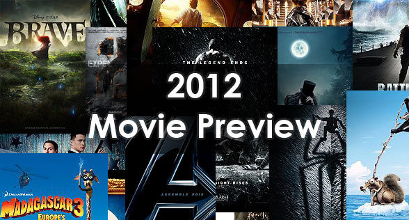 Most Awaited Movies in 2012